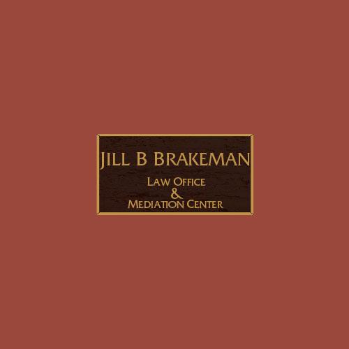 Jill B Brakemen Logo