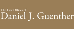 Law Offices Of Daniel J. Guenther Logo