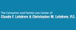 Consumer & Family Law Center Of Claude Lefebvre, Christopher Lefebvre, P.C. Logo