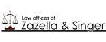 Zazella & Singer Attorneys Logo