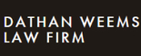 Dathan Weems Law Firm - Personal Injury/Car Accidents Logo