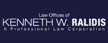 Law Offices Of Kenneth W. Ralidis, APLC Logo