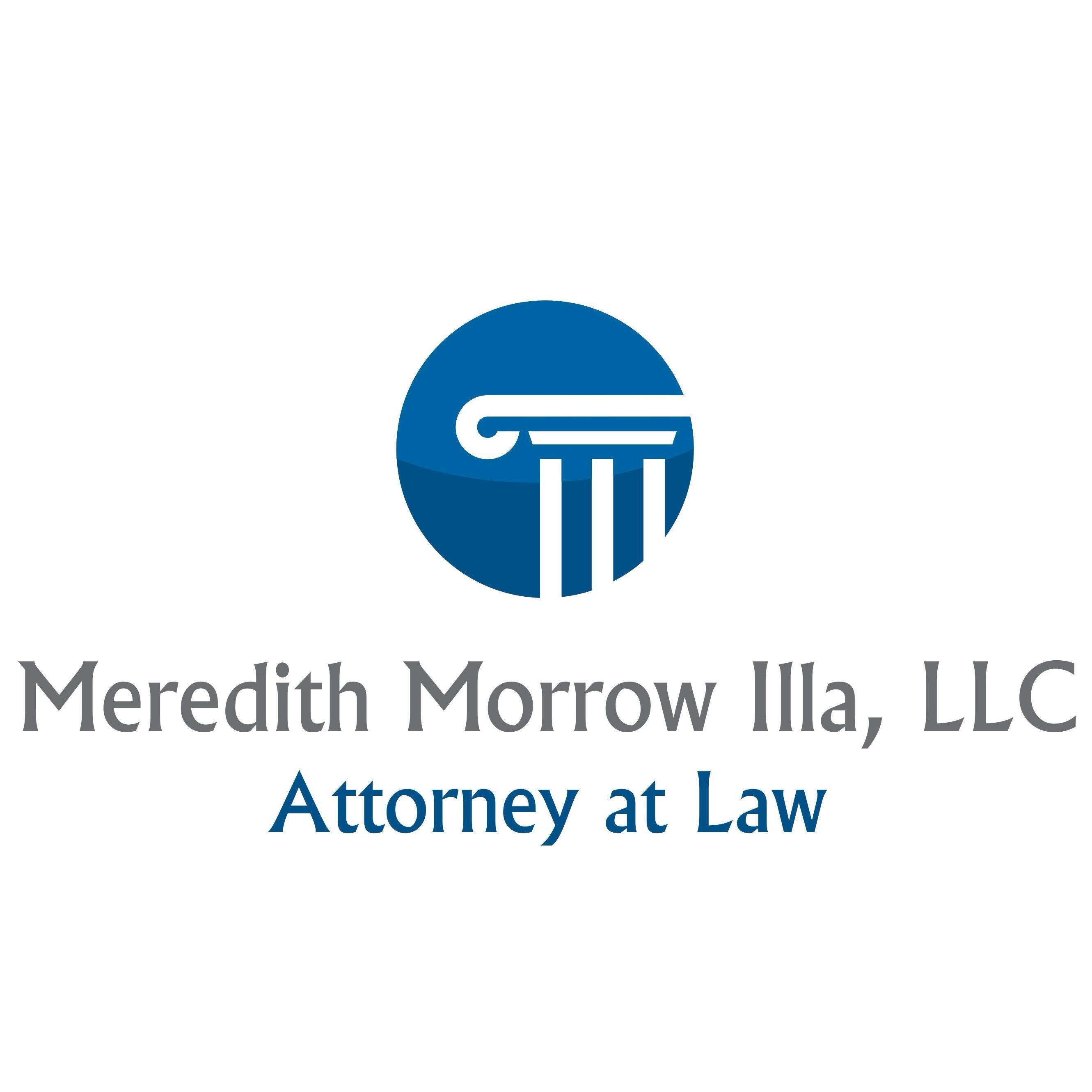 Meredith Morrow Illa, Attorney At Law Logo