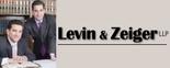 Levin & Zeiger LLP - Injury Logo