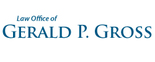 Law Office of Gerald P. Gross  Logo
