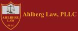 Ahlberg Law Logo