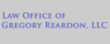 Gregory Reardon LLC Logo