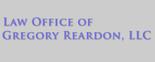Gregory Reardon LLC Logo