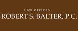 Robert S Balter  Logo