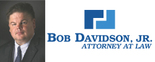 Bob Davidson, Jr. Attorney at Law Logo