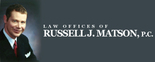 Law Offices Of Russell J. Matson, PC Logo
