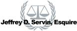 Jeffrey D. Servin, Esquire Logo