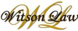 Witson Law, P.C. - Criminal & DUI Logo
