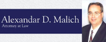 Alexandar D. Malich - Workers' Compensation Lawyer Logo