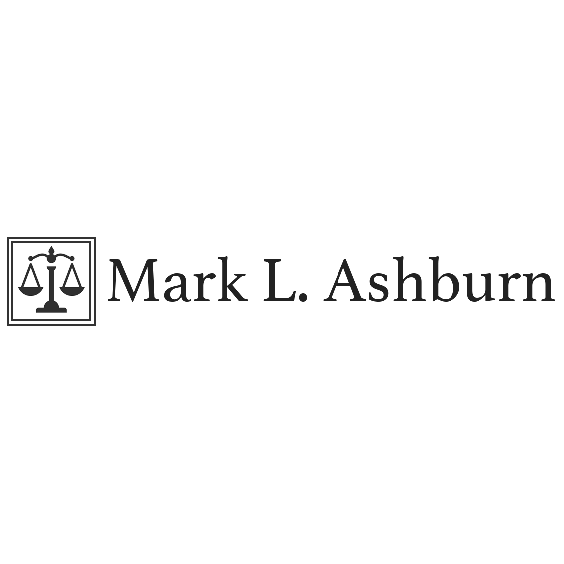 Mark L. Ashburn Logo