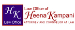 Law Office Of Heena N. Kampani Logo