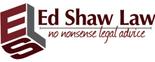 Ed Shaw Law Logo