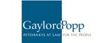Gaylord Popp Logo
