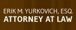 Erik M. Yurkovich, ESQ Logo
