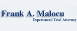 Frank A Malocu - Experienced Trial Attorney Logo
