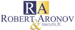 Robert Aronov & Associates, PC  Logo