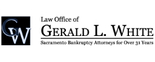 Gerald White Attorney at Law Logo