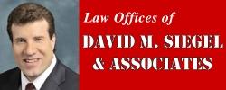 Law Offices of David M. Siegel - Divorce Logo