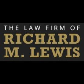 Law Firm of Richard M. Lewis Logo