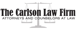 The Carlson Law Firm PC - toll free tracking Logo