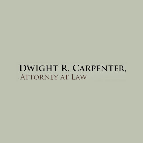 Dwight R. Carpenter, Attorney At Law Logo
