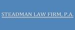 Steadman Law Firm Logo