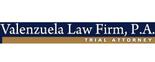 Valenzuela Law Firm, P.A. Logo