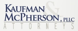 Kaufman & McPherson, PLLC Logo