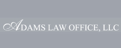 Adams Law Office LLC Logo