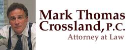 Mark Thomas Crossland, PC Logo