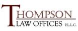 Thompson Law Offices, PLLC Logo