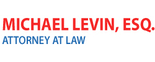 Michael Levin, Attorney at Law Logo