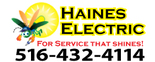 Haines Electric  Logo