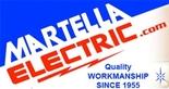 Martella Electric Company Logo
