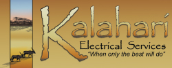 Kalahari Electrical Logo