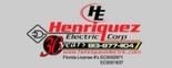 Henriquez Electric Logo