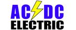 AC/DC Electric Logo