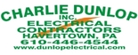 Charlie Dunlop Electrical Contractors Inc. Logo