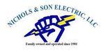 Nichols & Son Electric LLC Logo