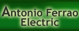 Antonio Ferrao Electric Logo