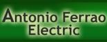 Antonio Ferrao Electric Logo