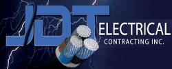 JDT Electrical Contractors Inc. Logo