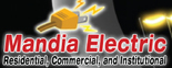 Mandia Electric Logo