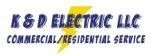 K & D Electric Logo