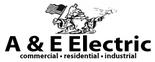 A & E Electric Service Logo